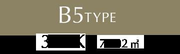 B5 TYPE